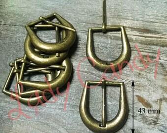 Set of 10 clasp special shoulder buckle strap #330175 tote bag