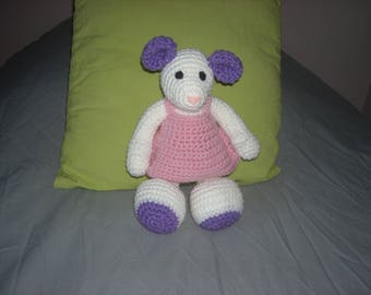 mouse wool