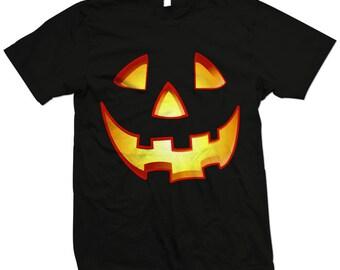 Night Pumpkin Halloween Costume T-shirt