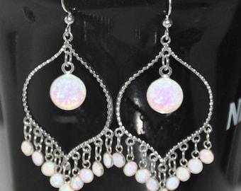 Chandelier Earrings,  Opal Earrings,  Wedding Earrings,  Opal Chandelier,  Bridal Jewelry,  Opal Jewelry,  Wedding Jewelry