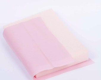 Sponge for flower making, SOFT, 200х150х30mm with cotton save sheet