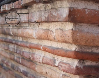Stock Photo: Vintage Brick Building