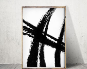 Wall Art Abstract Art Prints Abstract Wall Art Prints Black And White Prints