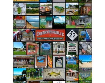 The Homestead, Glen Arbor, Michigan and Sleeping Bear Dunes National Lakeshore 16 x 20 Print