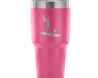 Stand Up Paddleboard Chick Tumbler