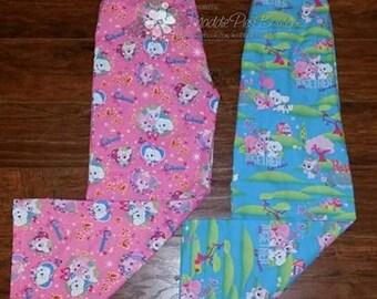 Kids lounge pants custom made