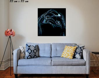 Sensual photo etsy - Sensual paintings for the bedroom ...