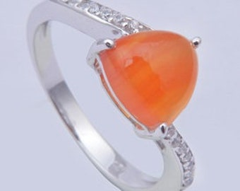 925 sterling silver ring,Handmade ring,coroline ring,silver ring