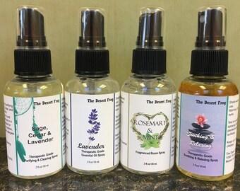 Essential Oil Room Sprays