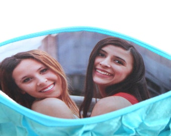 Photo Add On for Photo Clutch - Personalized Custom Inner Lining- Lining only