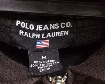 Rare ! Polo ralph lauren spell out USA big logo