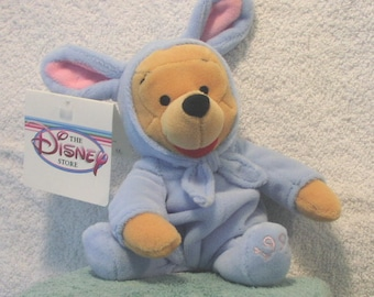 Easter Bunny Pooh Bear by Disney