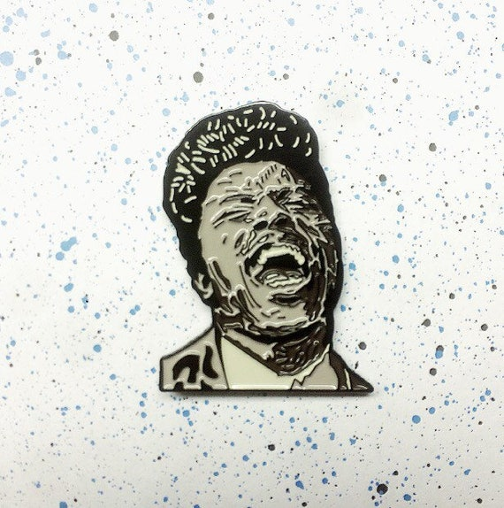 Little Richard Enamel Pin