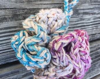 Crochet Bath Pouf,cotton bath pouf cotton bath sponge,cotton wash cloth,reusable bath pouf,handmade bath sponge,bath products,shower pouf