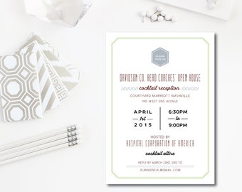 Easton RR Invitations