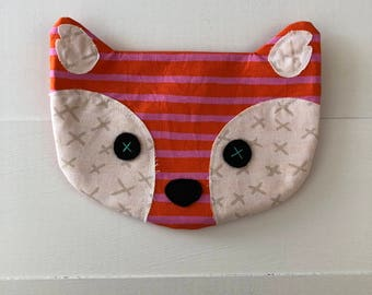 Fox Pouch - Jane