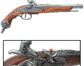 Colonial Italian Percussion Pistol Fires Caps!