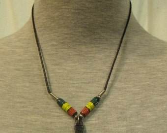 African Spear Necklace