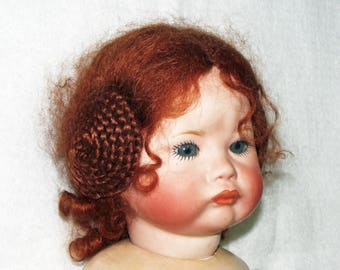 Antique repro doll, about 51 cm (81)