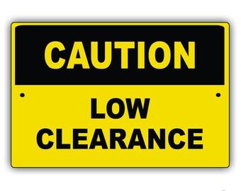 Caution Aluminum Sign