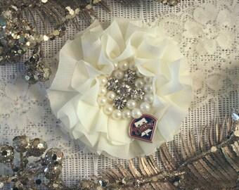MLB Philadelphia Phillies Ivory Lace Wedding Garter   Wedding Garter Set   Sports Garter   Bridal Shower Gift   Bridal Gift