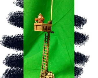 28mm Archer/Guard Tower