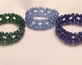 Sale!!!Two strand sparkly bracelet