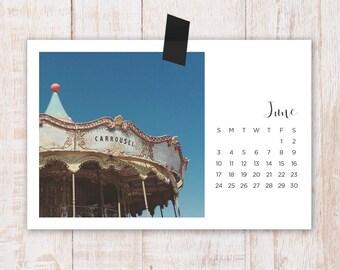 2018 Photo Desk Calendar 4 x 6 • Free Shipping!