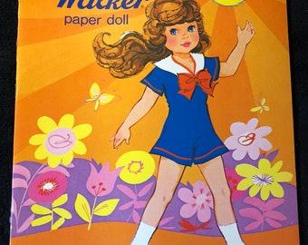 1976 Wispy Walker Paper Doll
