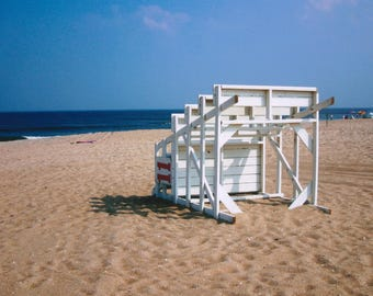 Manasquan Lifeguard Stand