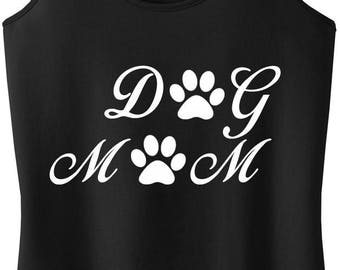 Dog Shirt , Dog Mom Shirt, Dog Lover Gift , Dog Mom , Fur Mom , Tank Top , Gift For Her ,Dog Shirt , Dog Lover Shirt