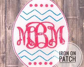 easter patch for sewing,easter monogram,easter iron on,easter iron on applique,easter iron on patch,easter tags,monogram iron on patch