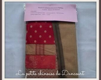 Kit sewing kit red angelic
