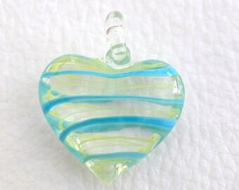Coeuren Murano Lampwork Glass pendant