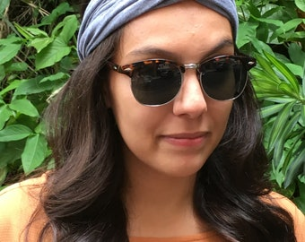 Namaste Boho Headband, Twist Headband, Running Headband, Fitness Headband, Yoga headband,Scrunch Headband,Extra Wide Headband for women,band