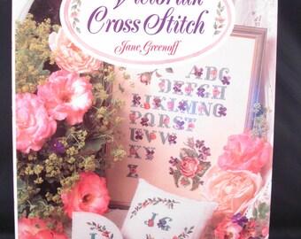 Victorian Cross Stitch Book