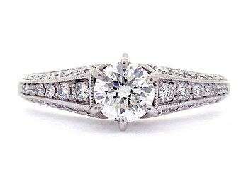Diamond Ring, 1.40ct, 14K Gold (14R309)