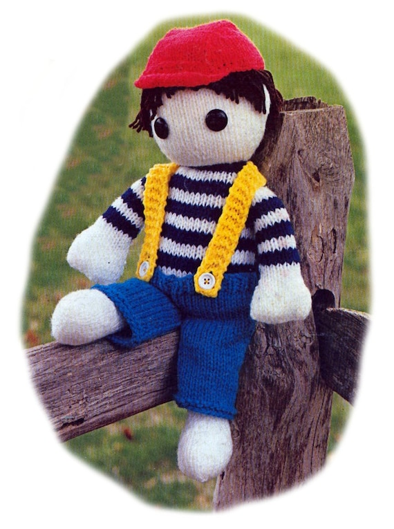Free Knitting Patterns For Toys To Download Gallery - knitting ...