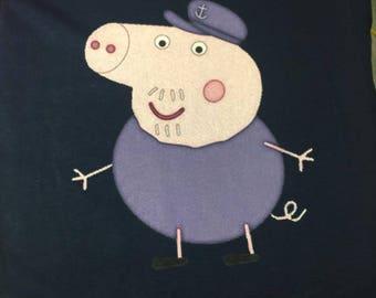 Grandpa Pig Shirt Peppa Pig TShirt