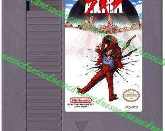 Akira NES cartridge