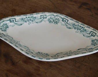 Elegant French Vintage Porcelain Dish, Decorative, Interiors, Decor, Style, Home