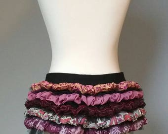 Burlesque-inspired Festival Bustle Belt