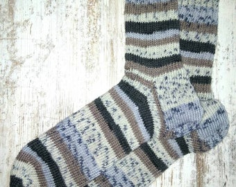 Socks Hand Knitted size 40/41
