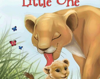 CHILDREN'S PERSONALIZED Books-Little One, Little One in (English)  Gift Keepsake Printed and bound by us