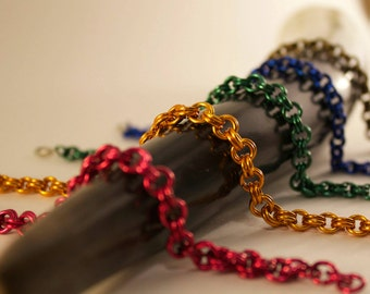 2-in-2 Chainmaille Bracelet