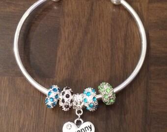 Mother/Grandmother Birthstone Bracelet