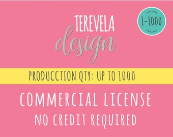 MEGA Commercial License  - Commercial Use License - No Credit Required