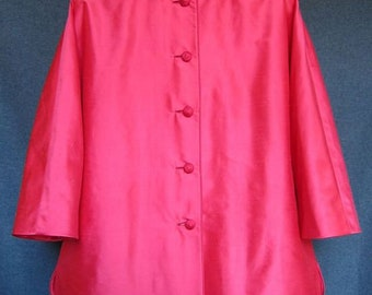 CHINESE style jacket pattern.-