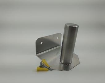 Stainless Steel Toilet Paper Holder