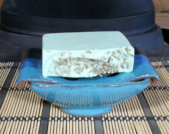 Re-Designed No Mess Two Piece Soap Dish